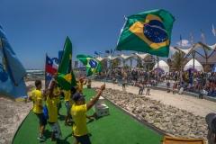 Team Brasil. PHOTO: ISA / Sean Evans