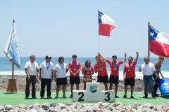 Team Chile. PHOTO: ISA / Pablo Jimenez