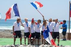 Team France. PHOTO: ISA / Pablo Jimenez