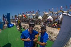 Kevin and Juan. PHOTO: ISA / Sean Evans