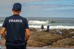 FRA - Pierre Luis Costes. PHOTO: ISA / Sean Evans