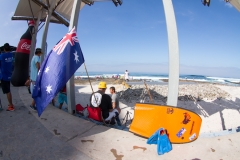 Australia Flag. PHOTO: ISA / Pablo Jimenez
