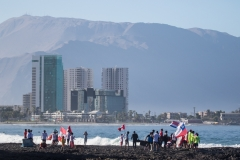 Teams at Iquique. PHOTO: ISA / Pablo Jimenez