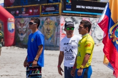 Team Ecuador. PHOTO: ISA / Pablo Jimenez