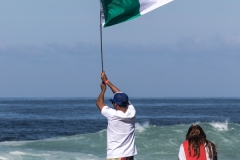 Mexico Flag. PHOTO: ISA / Pablo Jimenez