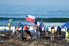 Teams Flags. PHOTO: ISA / Pablo Jimenez