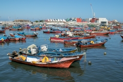 The Harbour Iquique. PHOTO: ISA / Jimenez