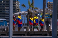 Venezuela Team. PHOTO: ISA / Sean Evans
