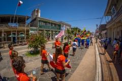 CHI - Parade. PHOTO: ISA / Sean Evans