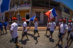 FRA - Parade. PHOTO: ISA / Sean Evans