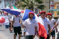 Team France.. PHOTO: ISA / Pablo Jimenez