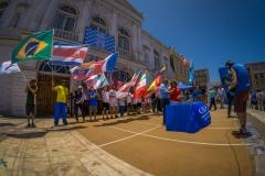 Flags Jorge Paula. PHOTO: ISA / Sean Evans
