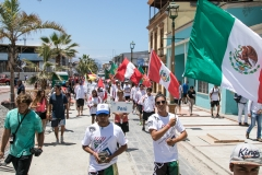 Team Mexico. PHOTO: ISA / Pablo Jimenez