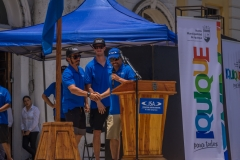 Event Organiser Juan Pablo Barrientos. PHOTO: ISA / Sean Evans