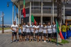 Team Portugal. PHOTO: ISA / Sean Evans