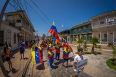 Team Venezuela. PHOTO: ISA / Sean Evans