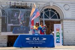 Team Venezuela. PHOTO: ISA / Pablo Jimenez
