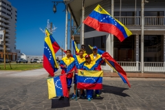 Team Venezuela. PHOTO: ISA / Sean Evans