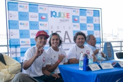 Team Chile. Photo: ISA/ Jimenez