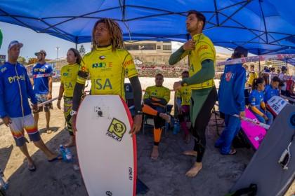 Semifinales del Aloha Cup