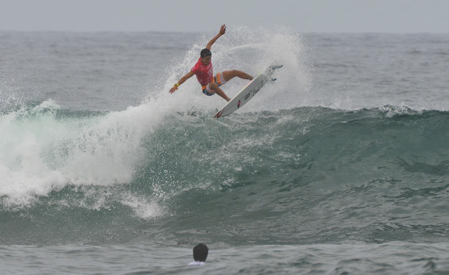 Brazil's Gabriel Andre. Photo: ISA/Michael Tweddle