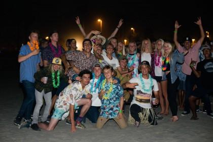 ISA Aloha Beach Party