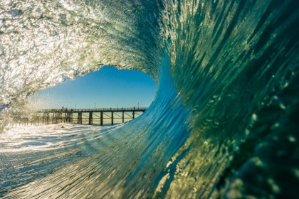 SPECTACULAR SWELLS CONTINUE IN OCEANSIDE ON DAY TWO OF THE 2015 VISSLA ISA WORLD JUNIOR SURFING CHAMPIONSHIP