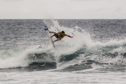 TOP SURFERS AND HIGH PERFORMANCE SURFING DOMINATE DAY 4 OF THE 2015 VISSLA ISA WORLD JUNIOR SURFING CHAMPIONSHIP
