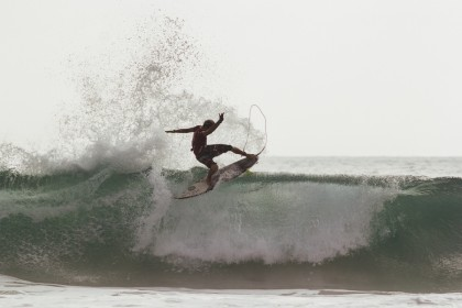 COMPETITION INTENSIFIES AS FIRST SURFERS ARE ELIMINATED ON DAY THREE OF THE 2015 VISSLA ISA WORLD JUNIOR SURFING CHAMPIONSHIP