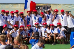 Team France. PHOTO: ISA / Rezendes