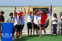 FRA - ISA Aloha Cup. PHOTO: ISA / Rezendes