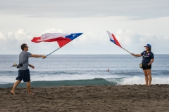 Team Chile. PHOTO: ISA / Evans