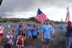 Team USA - . PHOTO: ISA / Rezendes