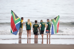 Team South Africa. PHOTO: ISA / Rezendes