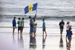 Team Barbados. PHOTO: ISA / Rezendes