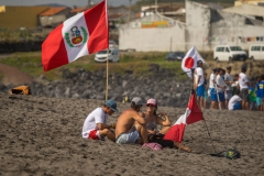 Team Peru. PHOTO: ISA / Evans