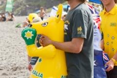 Team Australia. PHOTO: ISA / Rezendes