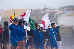 Team Japan. PHOTO: ISA / Rezendes