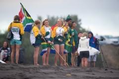 Team Soith Africa. PHOTO: ISA / Rezendes