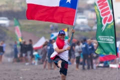 Team Chile. PHOTO: ISA / Rezendes