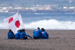 Team Japan.. PHOTO: ISA / Rezendes