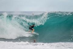 Free Surf Barrel. PHOTO: ISA / Evans