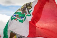 MEX - Flag. PHOTO: ISA / Evans