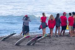 Team tahiti. PHOTO: ISA / Rezendes