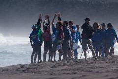 BRA - Team (). PHOTO: ISA / Rezendes