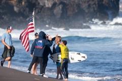 team USA. PHOTO: ISA / Rezendes