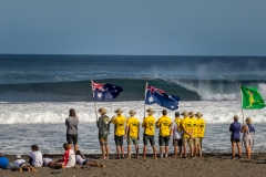 AUS - Team. PHOTO: ISA / Evans