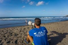 Miguel Staff. PHOTO: ISA / Evans