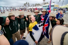 Team Australia. Photo: ISA/ Chris Grant