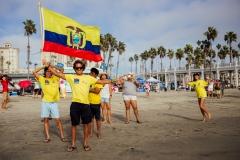 Team Ecuador. Photo: ISA/ Chris Grant